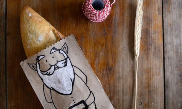 Web Coolness: The cutest DIY bread bag, the future of the microwave, and an easy way to help fight malnutrition.