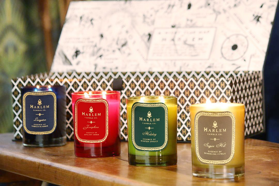 Gifts for hostesses under $50: Harlem Candle co makes exquisite scents honoring the icons of the Harlem renaissance