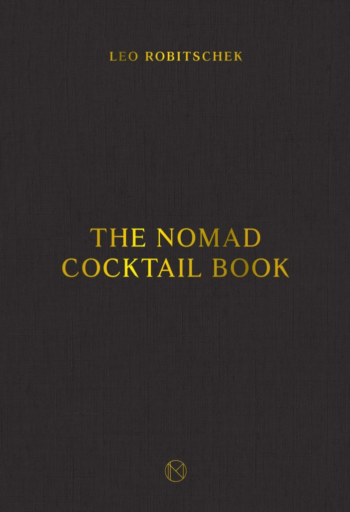 The Nomad Cocktail book: affordable hostess gifts
