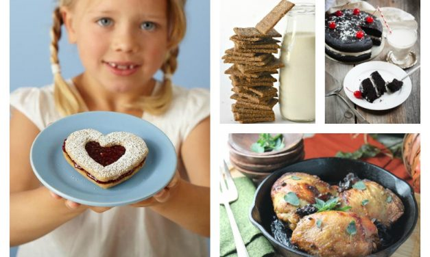 10 allergen-free food blogs for fantastic tips and family-friendly recipes that everyone can share.