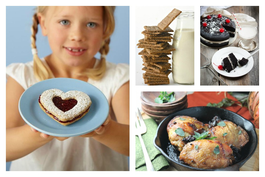 9 allergen-free food blogs for fantastic tips and family-friendly recipes that everyone can share.