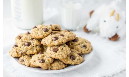 8 foods that are said to help boost breast milk supply. Yes, including cookies.