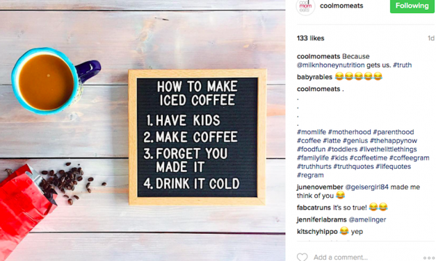 Web Coolness: Iced coffee truth, new peanut allergy guidelines, and Wendy's gets sassy on social media.
