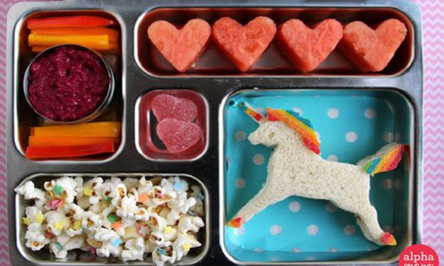 Web Coolness: A magical unicorn bento box, a toaster for cooking bacon, Cheesecake M&M's and more.