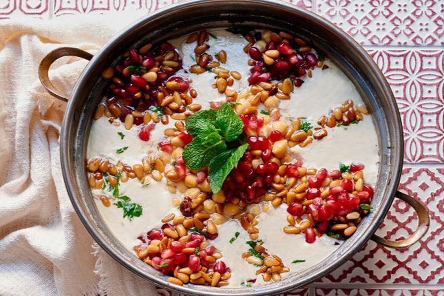 Next week's meal plan: 5 easy recipes for the week ahead, from a new way to enjoy hummus to the perfect pantry meal.