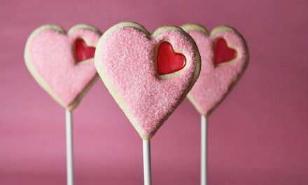 Amazing Valentine's Day cookies that will make your heart go pitter patter.