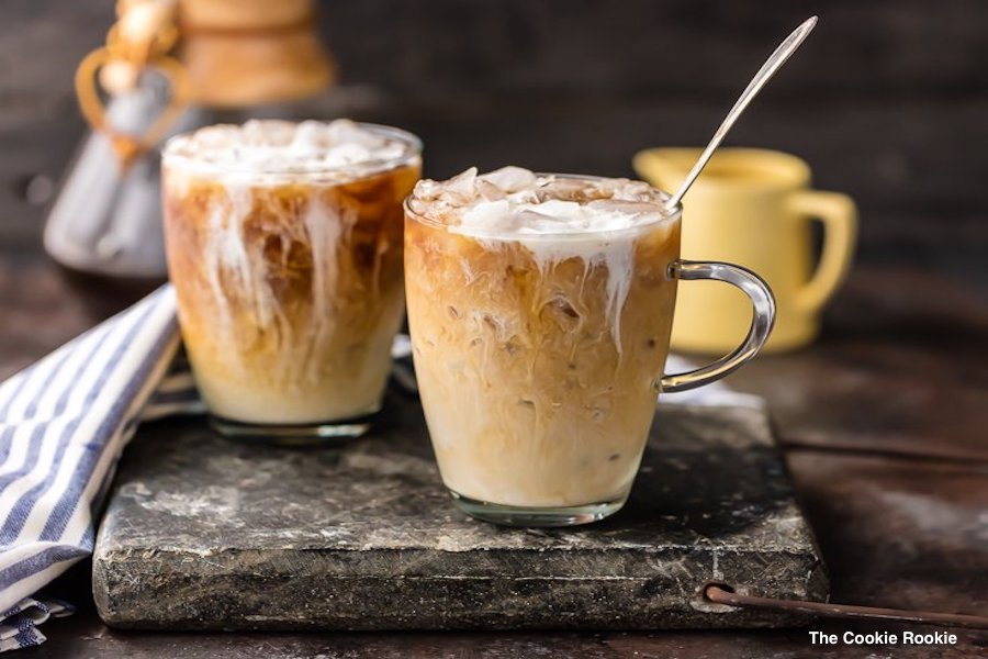 5 boozy coffee drink recipes, because it's Thursday in mid-February.
