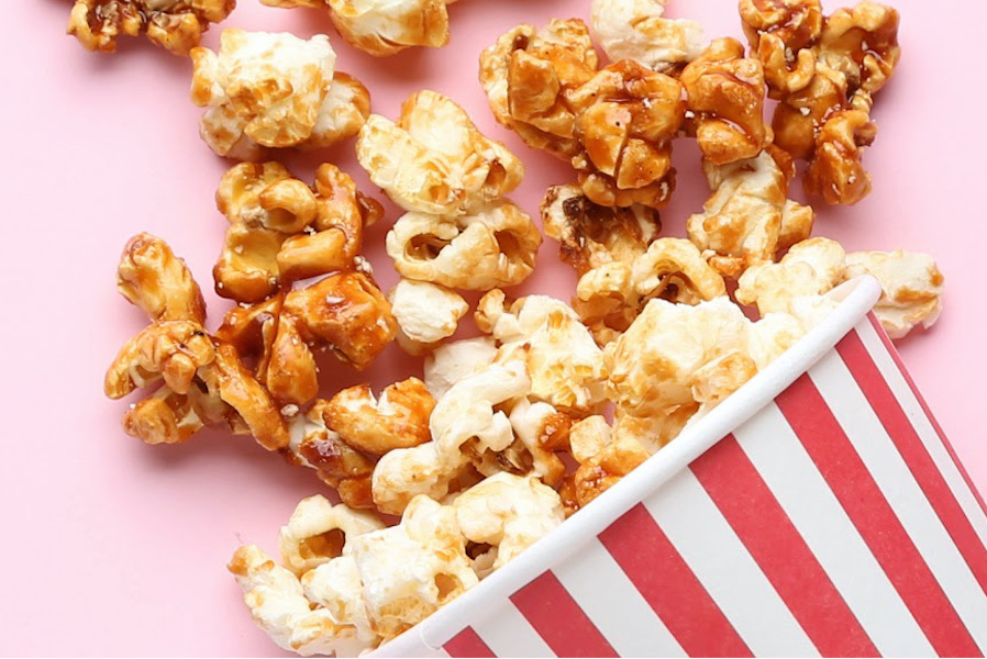 Copycat movie theater candy recipes, to make family movie night more fun. (Or at least more delicious.)