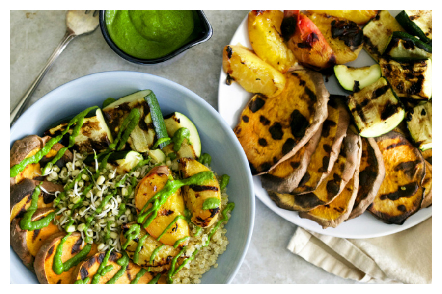 How to make the ultimate weeknight Bliss Bowl. No recipe required!