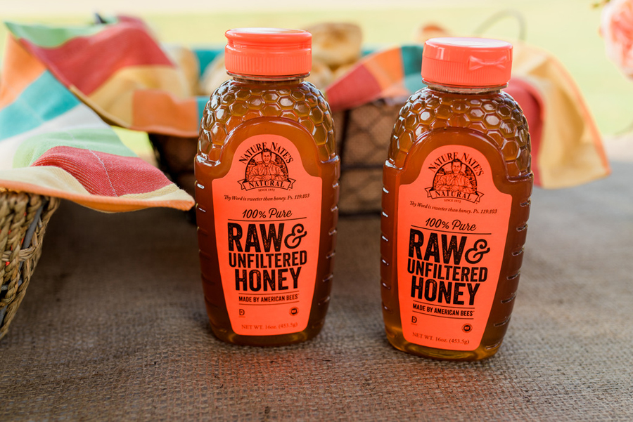 How pure, raw, unfiltered honey is a great way to reduce refined sugar in your family's diet | Sponsored Message