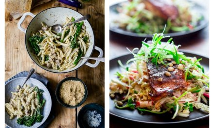 Next week's meal plan: 5 easy recipes for the week ahead, from the ultimate comfort pasta to an Instant Pot keeper.