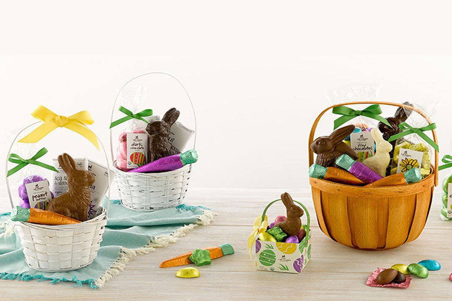 Our favorite better-for-you and allergy-free Easter candy options for an Easter basket you can feel good about.