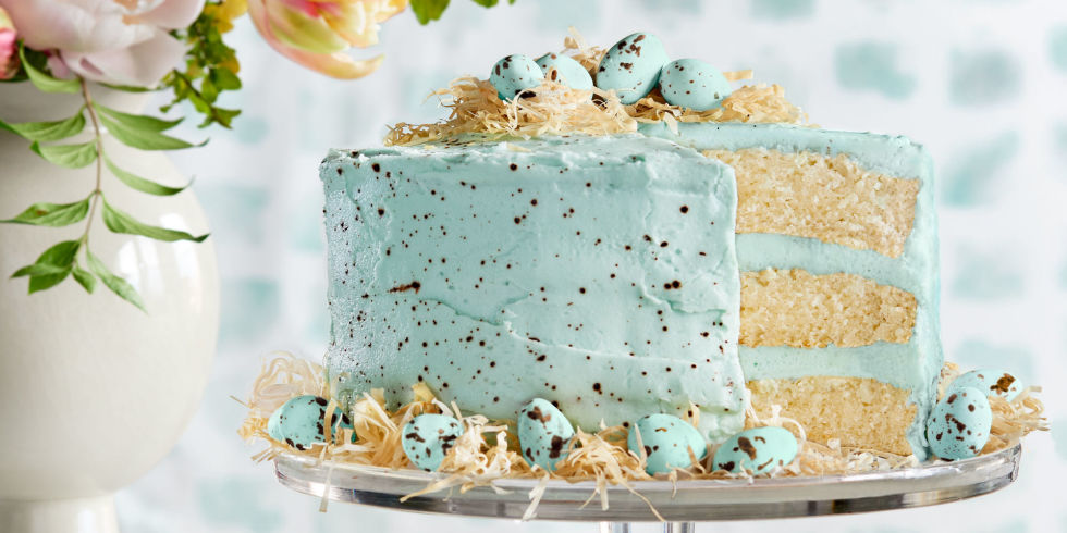 9 fantastically beautiful Easter cake recipes that have us inspired — even those of us who don't usually bake.