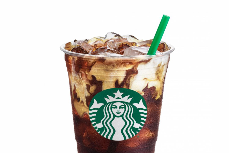 The new Starbucks iced coffee drink that just made your summer.