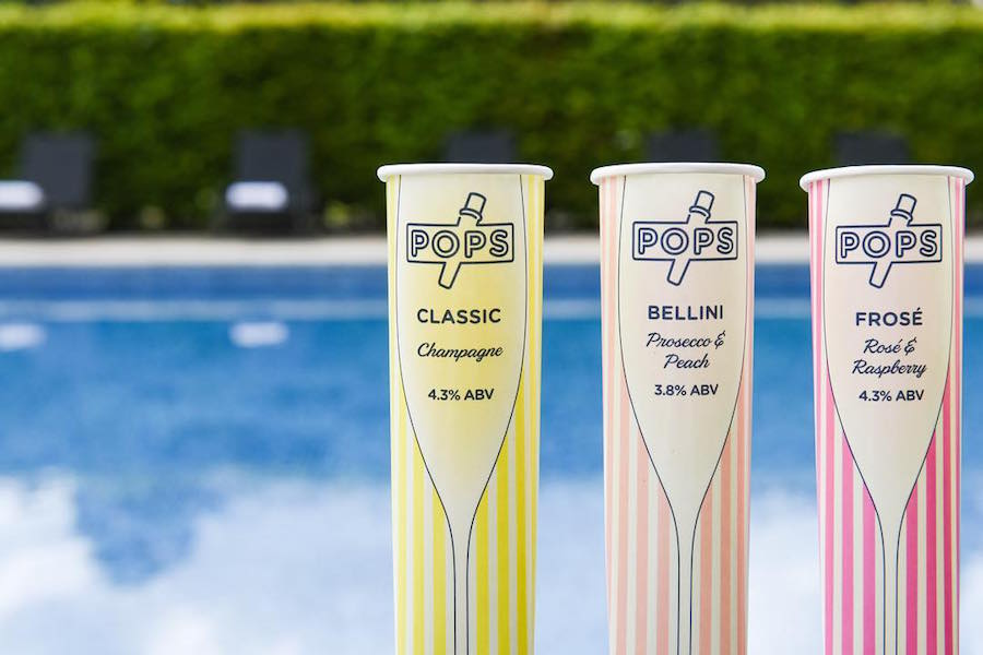 Web Coolness: Frosé popsicles, cloud eggs, light saber churros, and more.