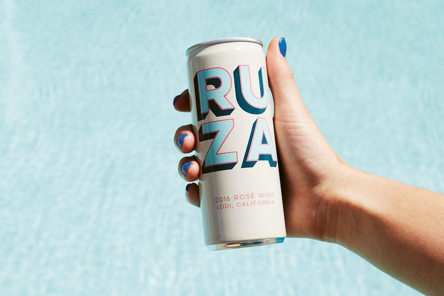 The very best canned wine and cocktails for your picnics and parties this summer.