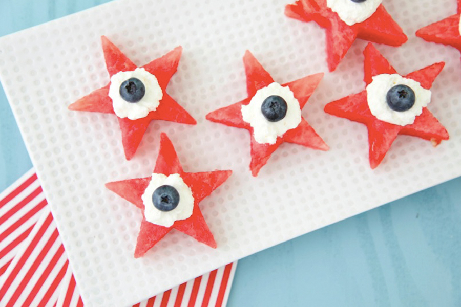 Easy 4th of July treats that kids can make themselves | Cool Mom Eats