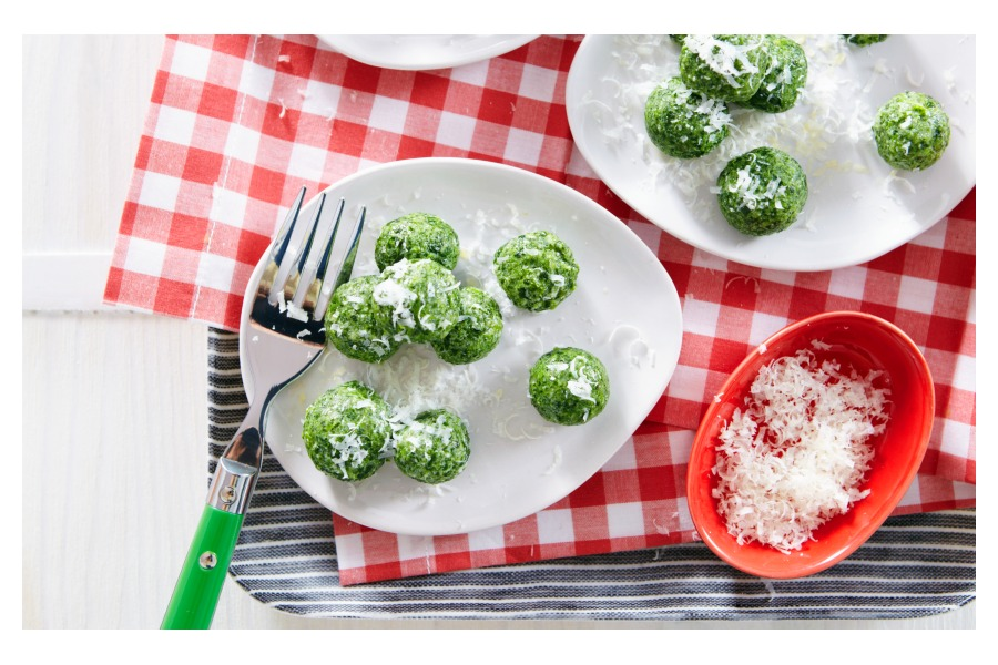 Fantastic recipes to make with kids that aren't dessert: Spinach Gnocchi | Weelicious