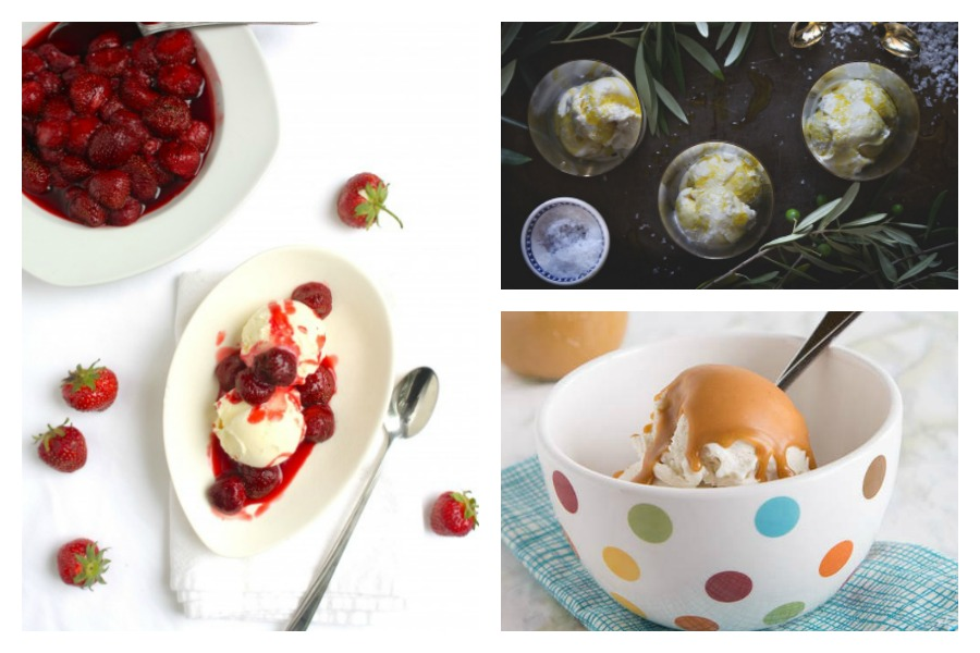 Make better-for-you sundaes with these 20 healthier ice cream topping ideas.