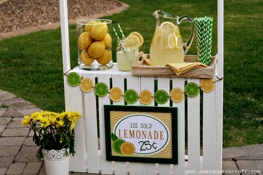 5 Easy Lemonade Stand Snack Recipes The Kids Will Love Making Selling