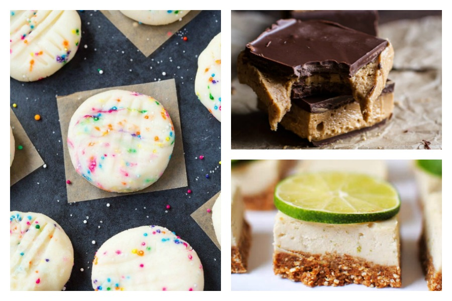 8 delicious no-bake cookie recipes for summer days when you just can't with the oven.