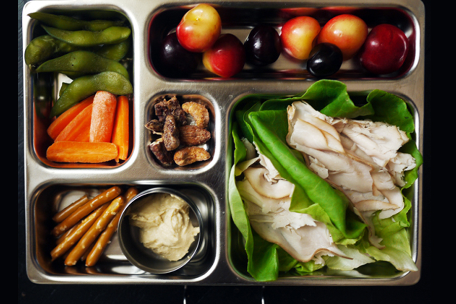 school lunch ideas for camp the end of the school year