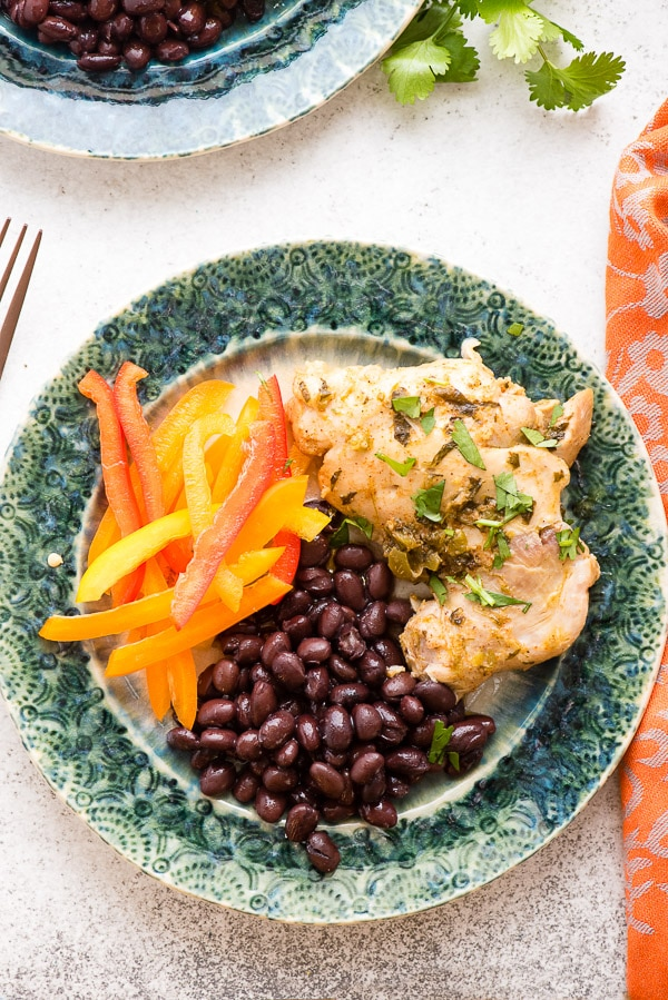 Slow cooker and Instant Pot recipes for summer: Instant Pot Chili Lime Chicken | Boulder Locavore