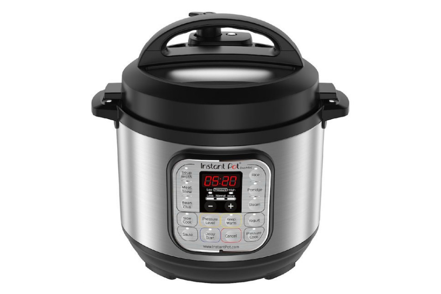 6 reasons why you need the new Instant Pot Duo Mini stat.