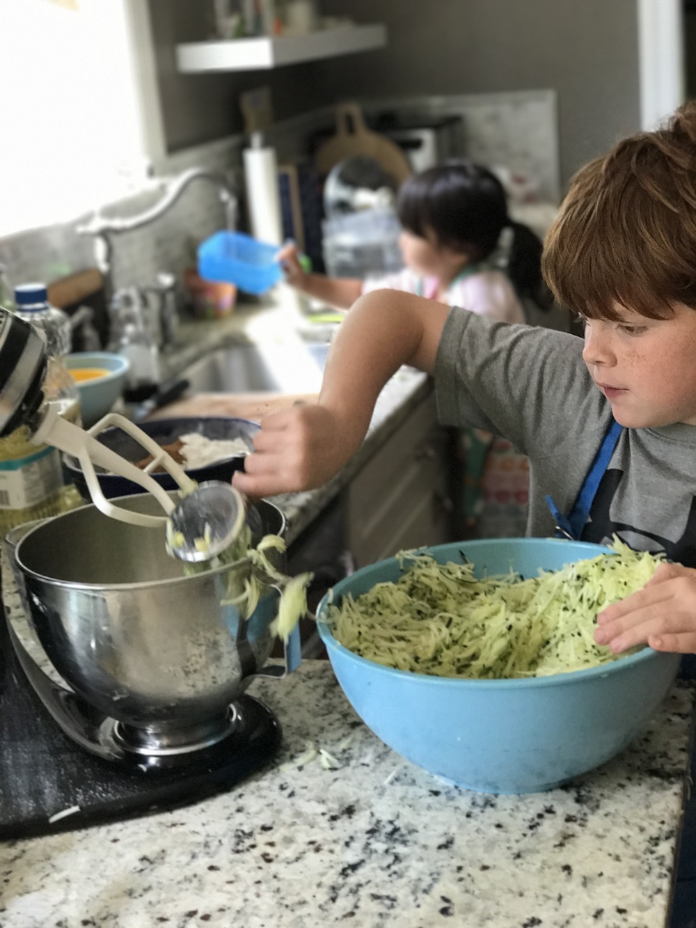 The best zucchini bread recipe | Photo © Kate Etue for Cool Mom Eats