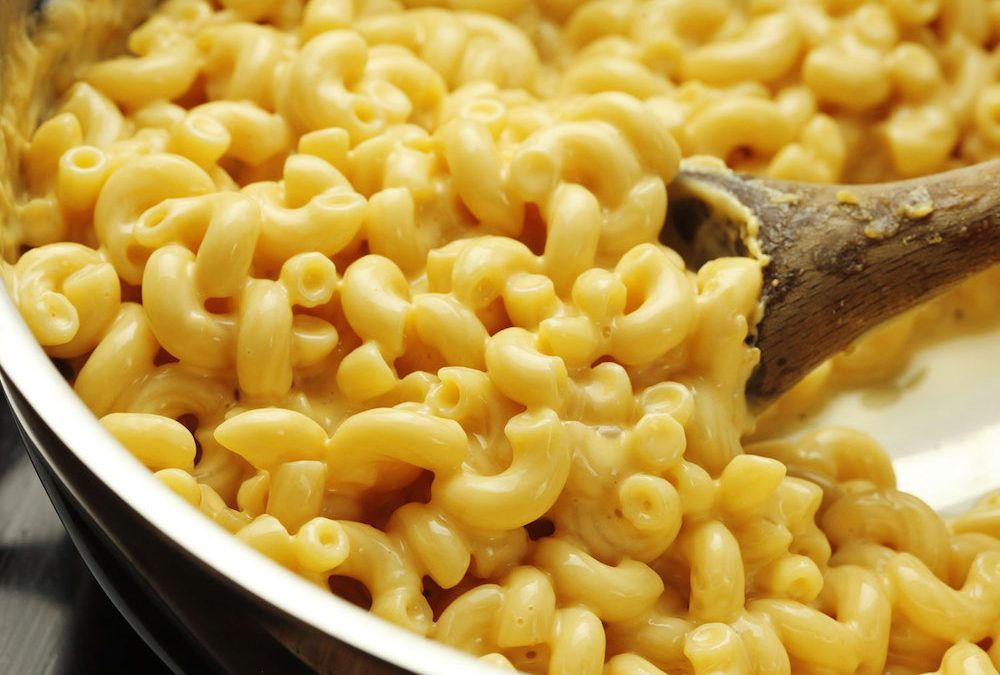 Why you need to ditch boxed mac and cheese, and what to make instead. (It's easy for busy parents, we promise!)