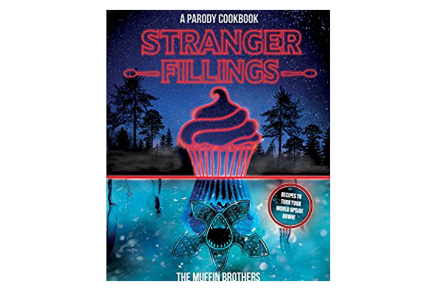 There's a new Stranger Things cookbook, and it looks just as bingeable as the show.