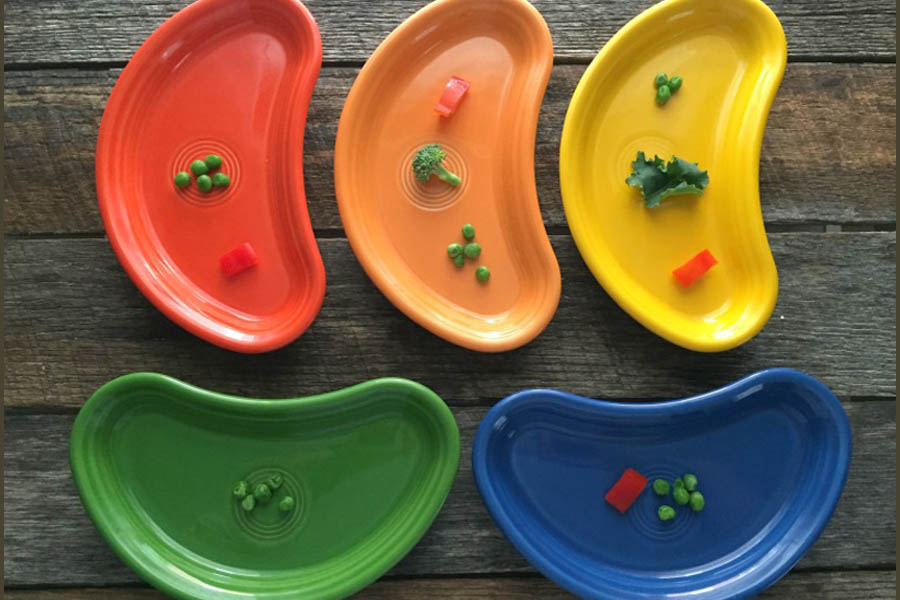 What is a taste plate and how can it help your picky eaters? Here's the deal.