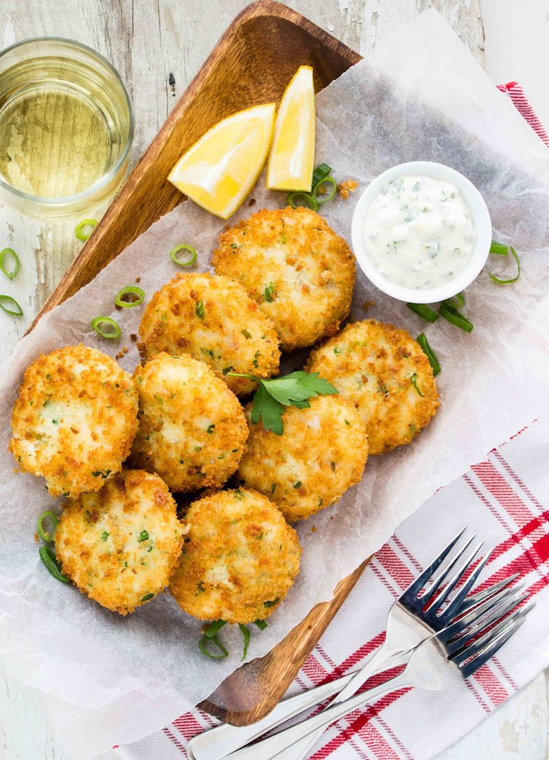 Best 30 minute meals for families: Fish Cakes at Valerie's Keepers