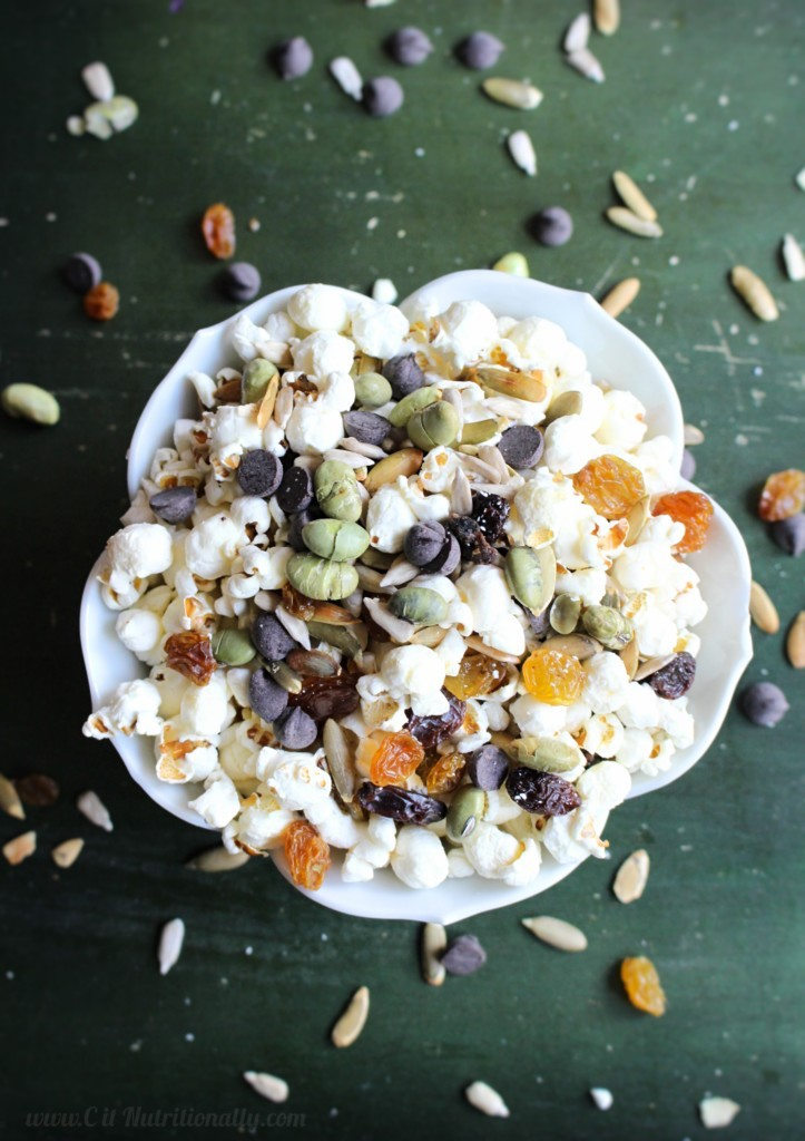 Nut-free snack recipes: Nut-Free Snack Mix at Citinutritionally