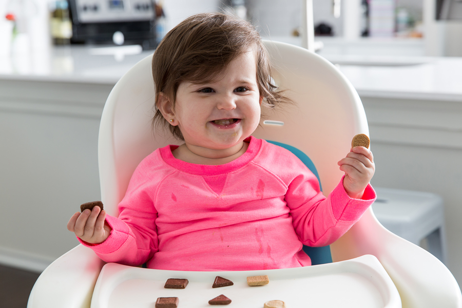 Superfoods for babies and toddlers: The 10 best foods to keep your beginner eater happy and healthy | coolmomeats.com | sponsor