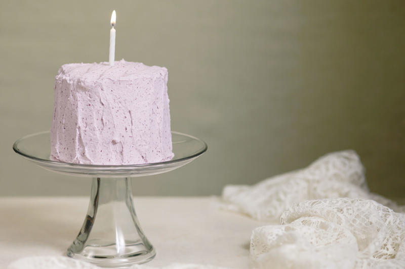 Healthy Blueberry Smash Cake recipe | Chowhound