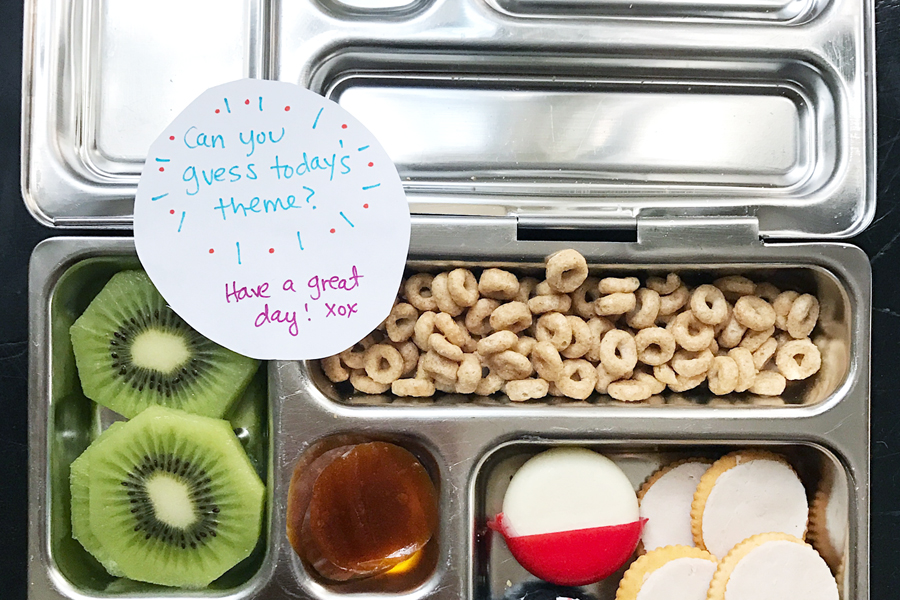 5 playful school lunches to make back to school fun for everyone. Including you.