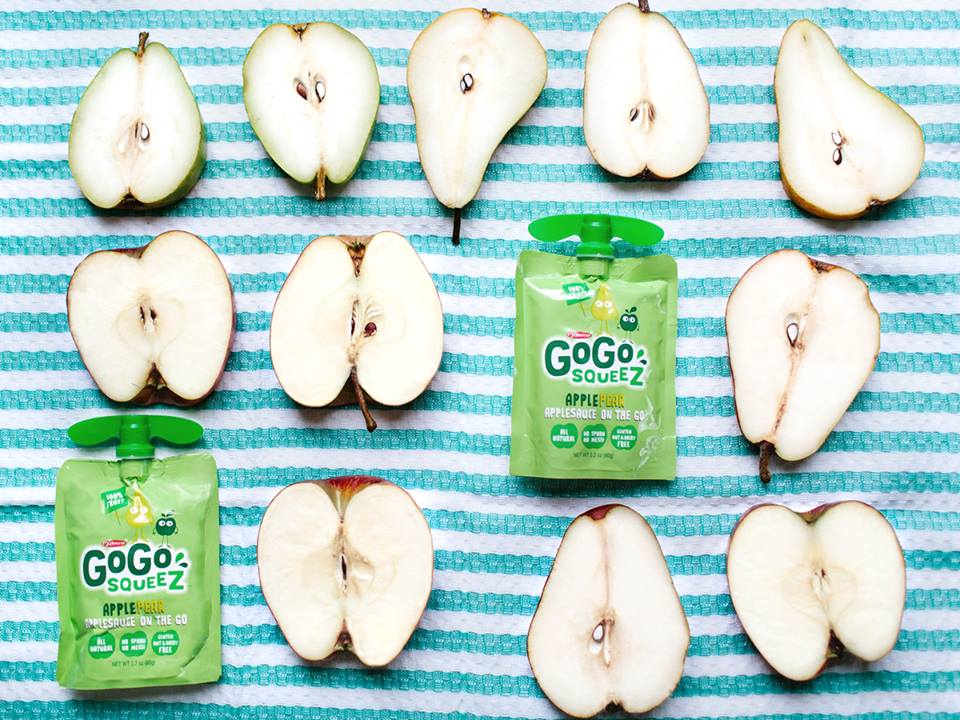 Allergy-friendly snacks for back-to-school that you can find at the supermarket: GoGo Squeez pouches are on the list -- can you guess what else? | Cool Mom Eats