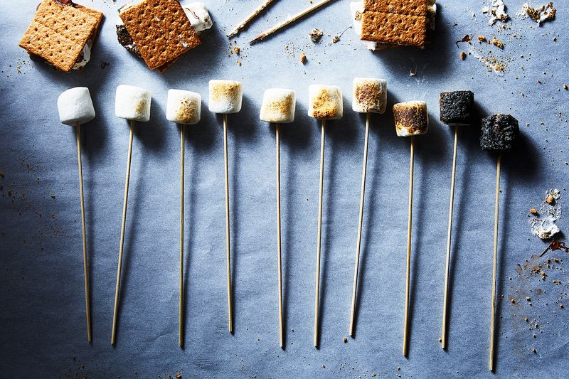 The 10 Levels of Marshmallow Toastiness (& How to Achieve Perfection) | Food52
