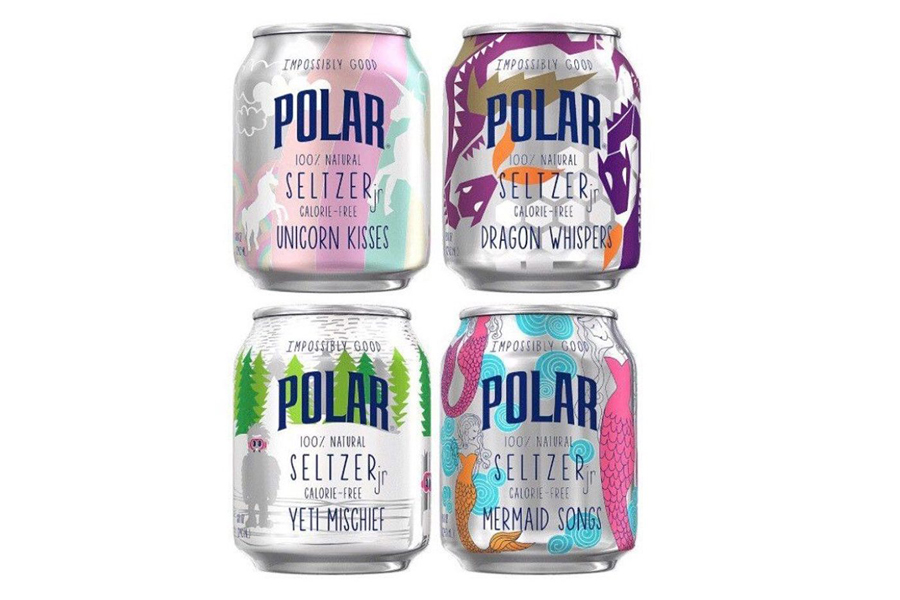The new limited edition line of Polar Seltzer flavors is magical. Literally.