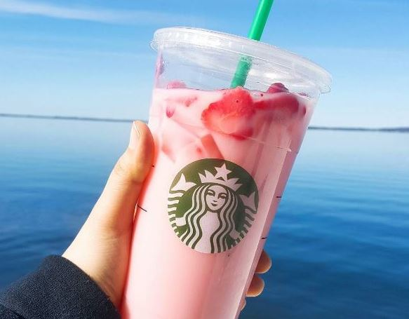 The Starbucks Pink Drink: Does it increase breastmilk production? I tried it to find out for myself | Cool Mom Eats