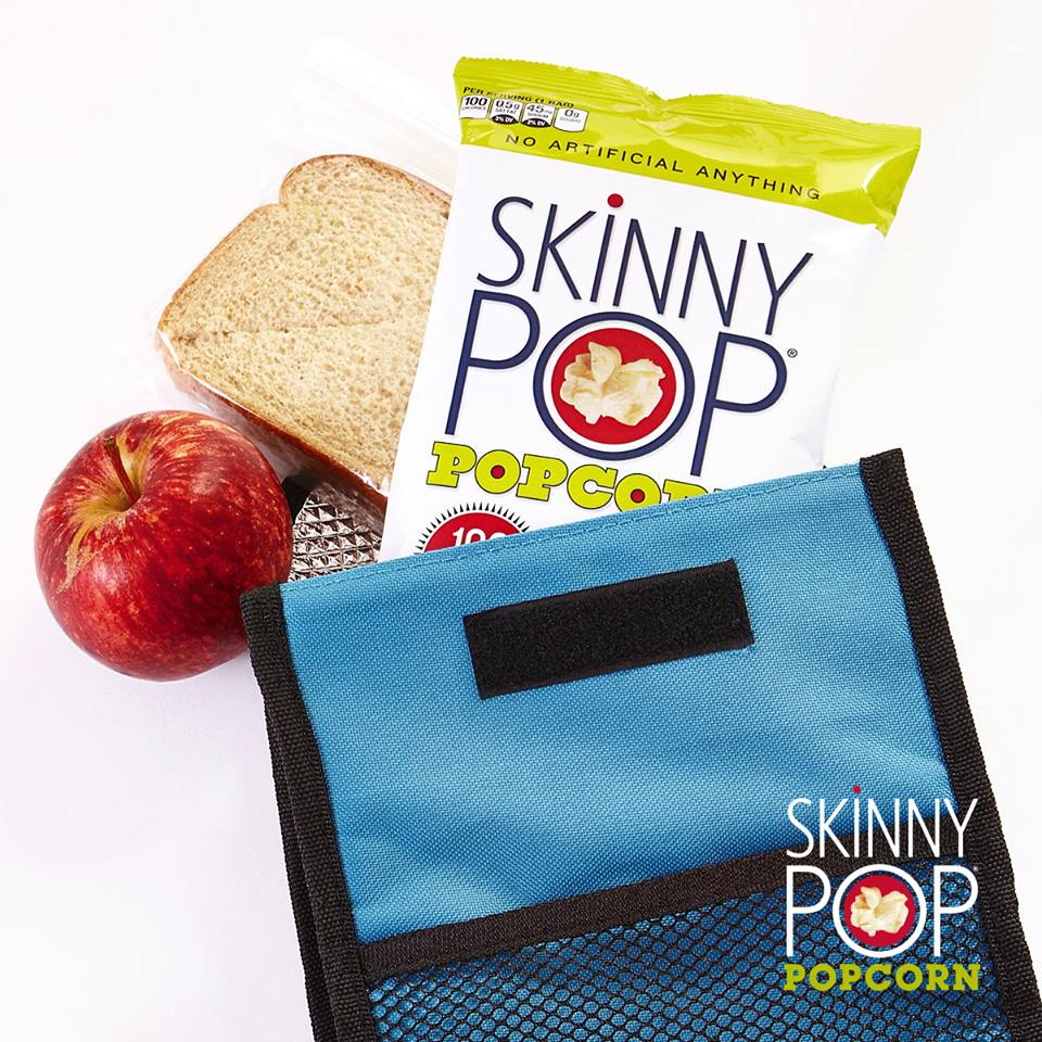 Allergy-friendly snacks for back-to-school that taste great and can find easily at the supermarket: SkinnyPop is on the list -- can you guess what else? | Cool Mom Eats