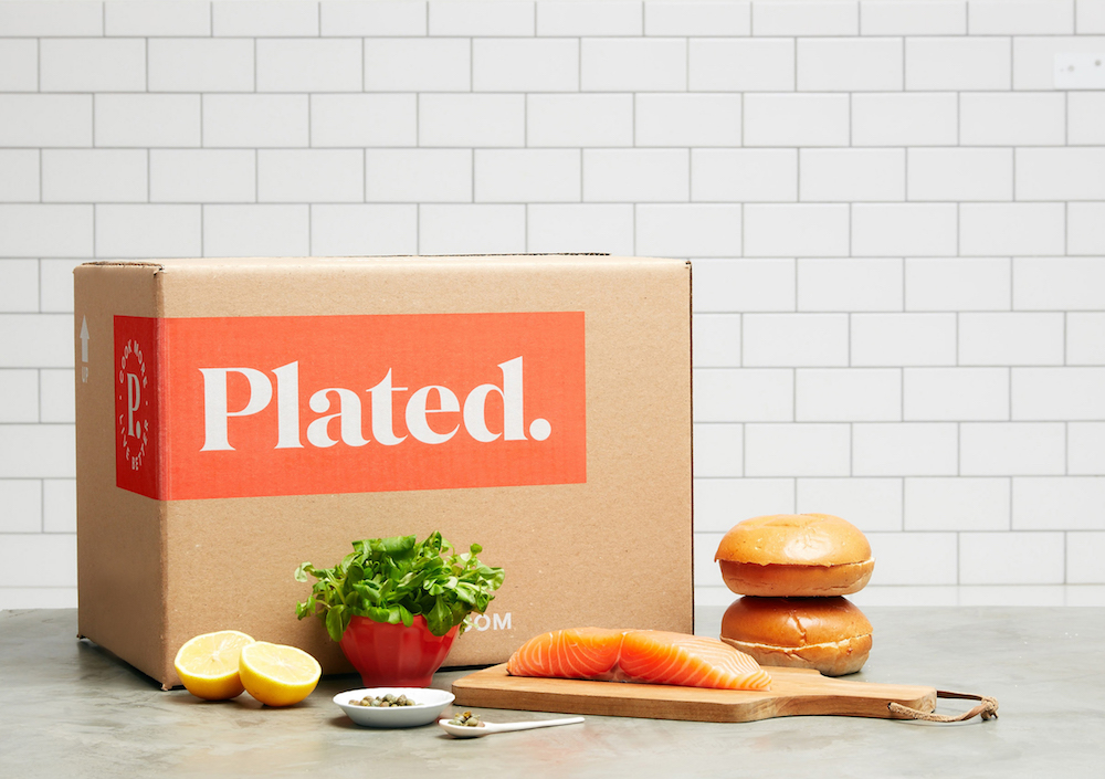 Meal kit delivery services compared: Plated
