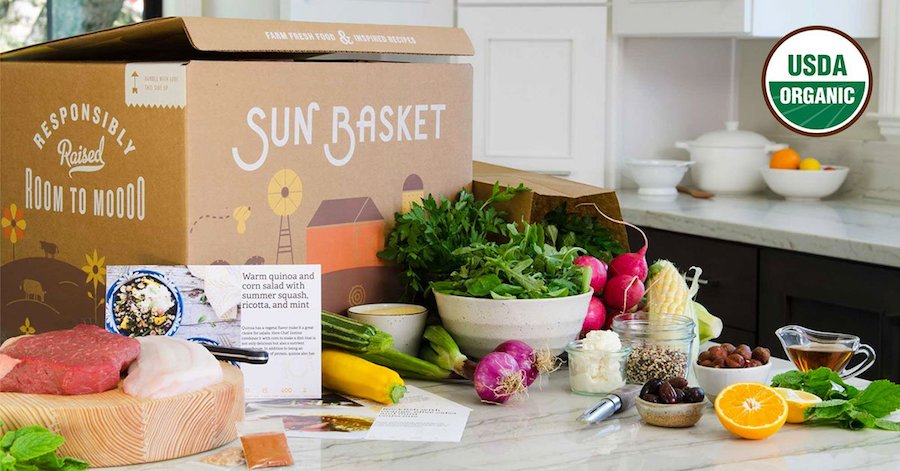 Meal kit delivery services compared: Sun Basket | Cool Mom Eats