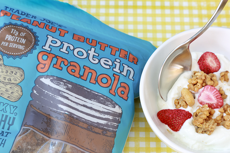 All the new family-friendly products to grab at Trader Joe's this month.