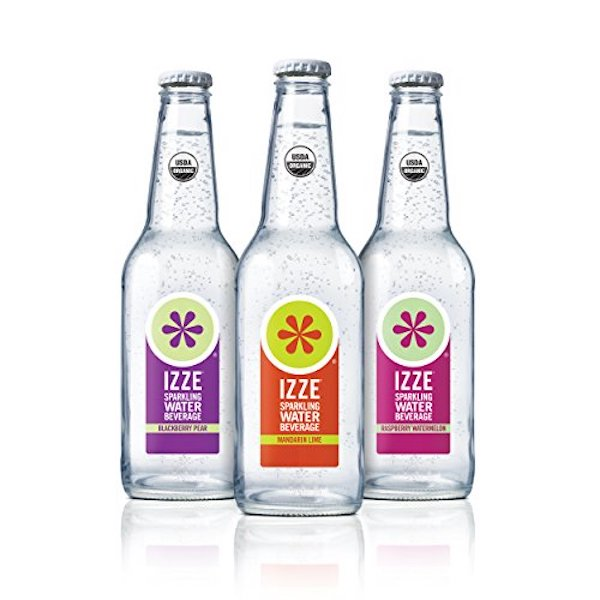 What's really in IZZE sparkling water?   Cool Mom Eats