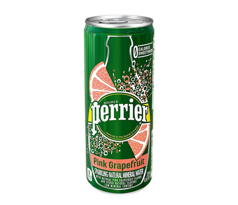 What Are The Natural Flavors In Perrier Water