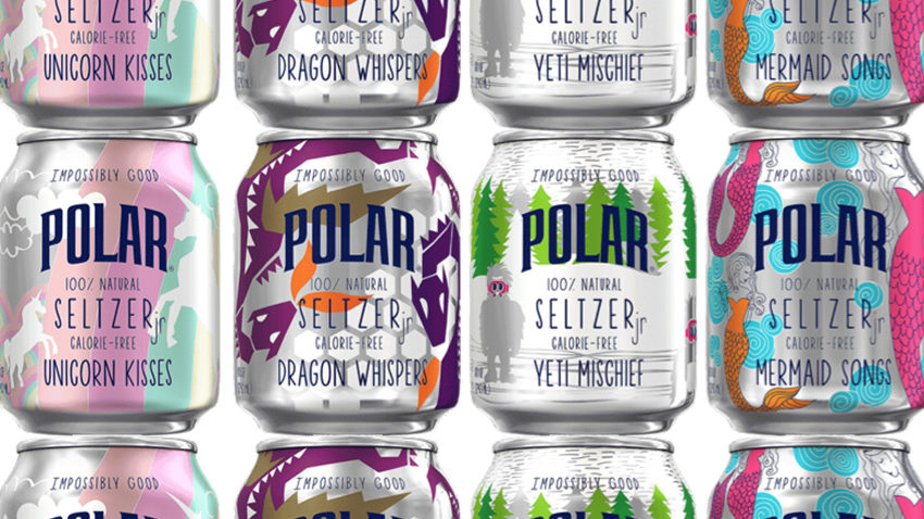 What's in Polar Seltzer sparkling water? | Cool Mom Eats