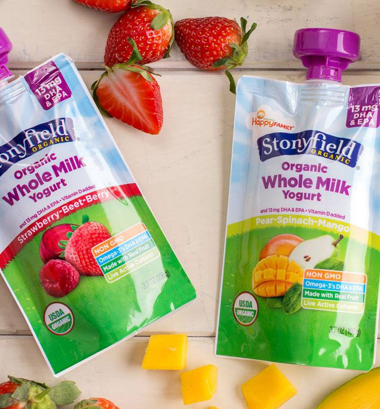Low-sugar juice box alternatives for healthier school lunches: Yogurt drinks | Cool Mom Eats
