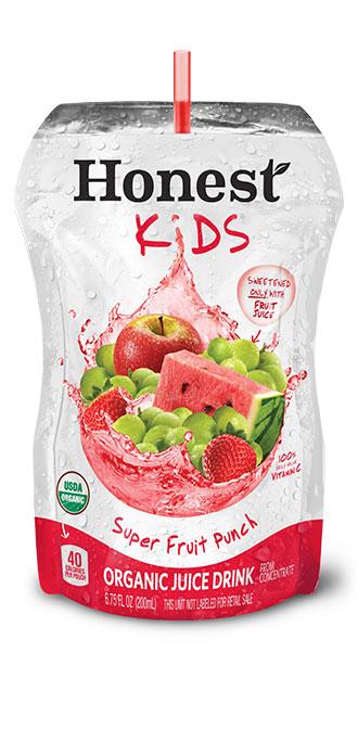 Low-sugar juice box alternatives for healthier school lunches: Honest Tea | Cool Mom Eats